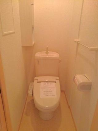 アイビスⅠ[2LDK/57.01m2]のトイレ