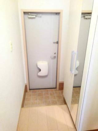 サンライズステージⅠ[2DK/48.7m2]のトイレ