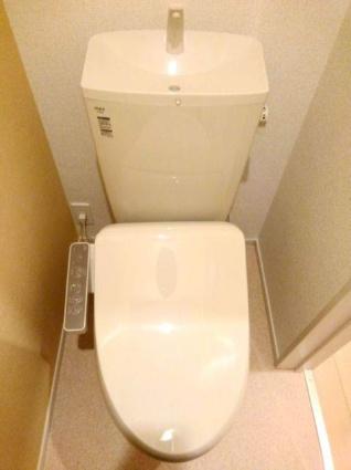 Wind Song Ⅰ[1LDK/50.24m2]のトイレ