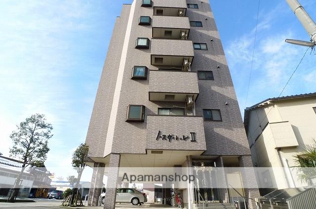 石川県金沢市、北鉄金沢駅徒歩10分の築20年 6階建の賃貸マンション