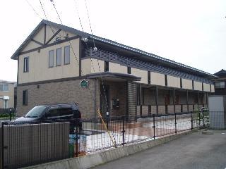 石川県金沢市の築10年 2階建の賃貸アパート