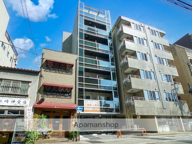 石川県金沢市、北鉄金沢駅徒歩12分の新築 7階建の賃貸マンション