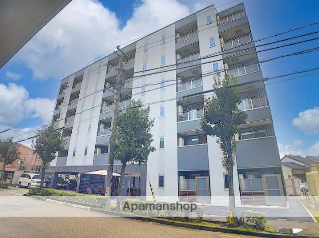 石川県金沢市、北鉄金沢駅徒歩10分の新築 6階建の賃貸マンション