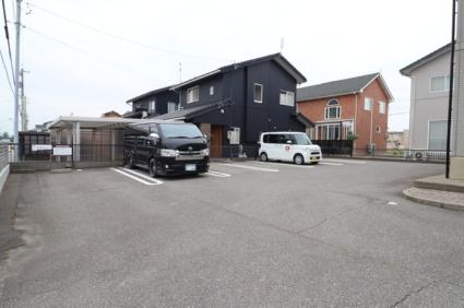 モンテ・ボヌール[2LDK/53.99m2]の駐車場
