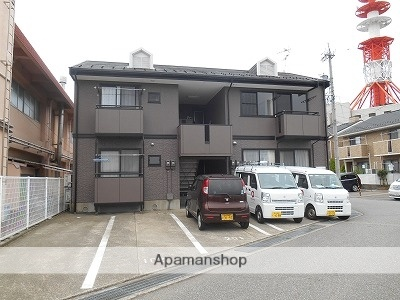 石川県金沢市、金沢駅北鉄バスバス5分西念西下車後徒歩4分の築21年 2階建の賃貸アパート