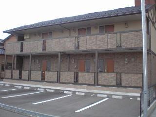 石川県金沢市、金沢駅北鉄バスバス15分新神田バス停下車後徒歩4分の築10年 2階建の賃貸アパート