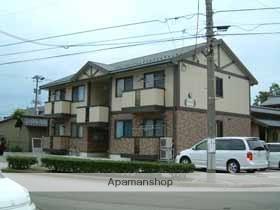 石川県金沢市、野々市駅北鉄バス22分新保本町バス停下車後徒歩2分の築14年 2階建の賃貸アパート