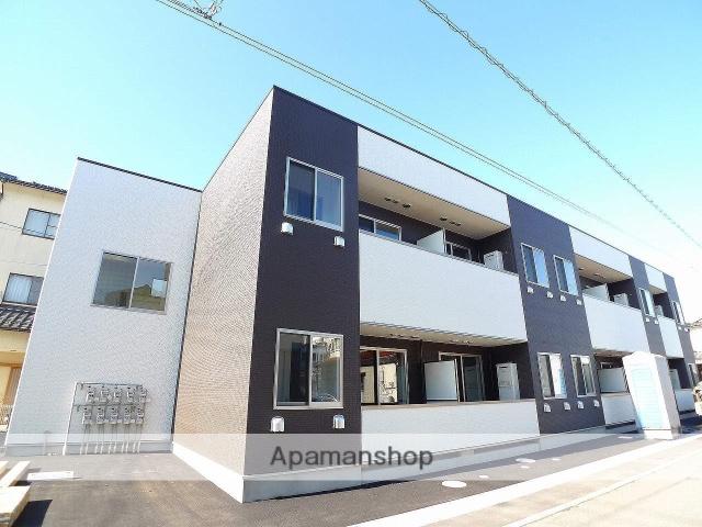 石川県小松市、小松駅徒歩18分の新築 2階建の賃貸マンション