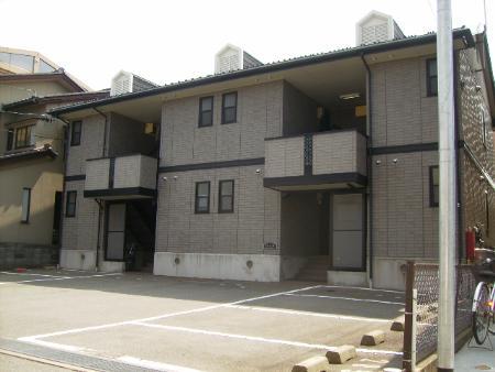 石川県金沢市、金沢駅北鉄バスバス10分南新保下車後徒歩4分の築18年 2階建の賃貸アパート