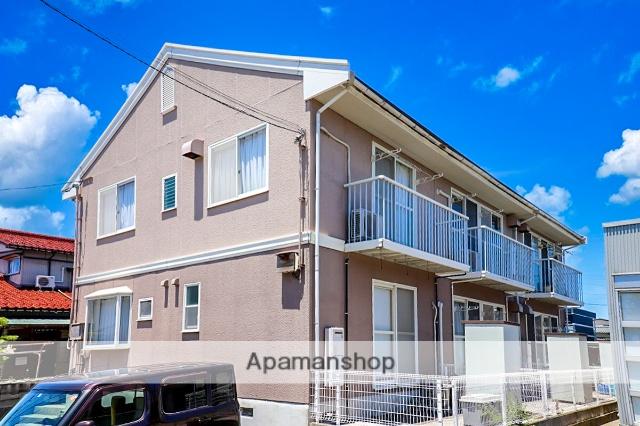 石川県金沢市の築26年 2階建の賃貸アパート