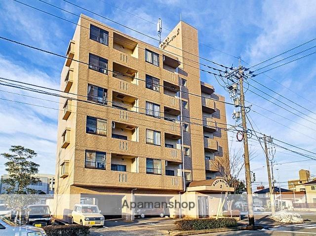 石川県金沢市、金沢駅北鉄バスバス30分古府南下車後徒歩5分の築23年 6階建の賃貸マンション