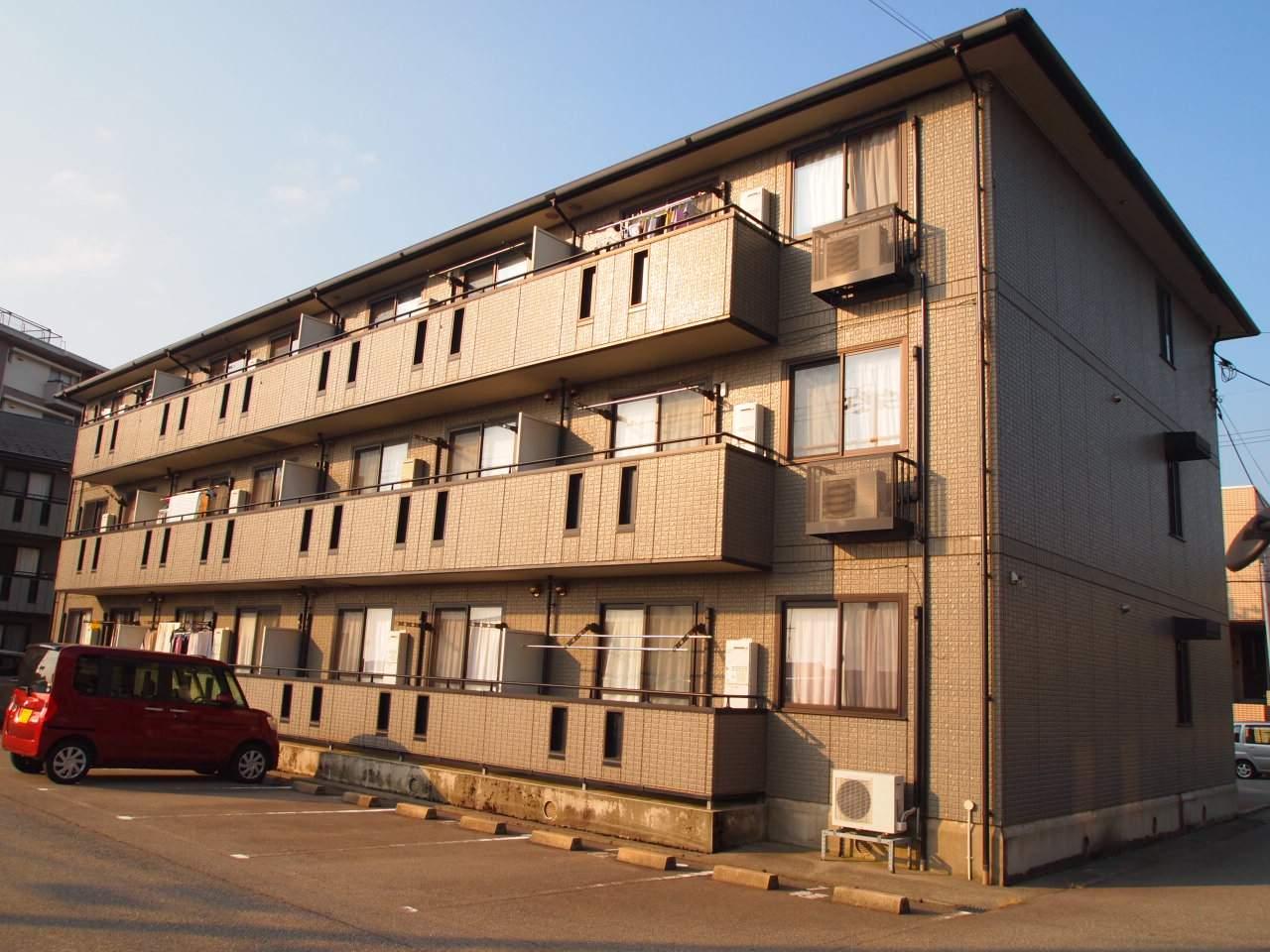 新着賃貸6:石川県金沢市小立野1丁目の新着賃貸物件