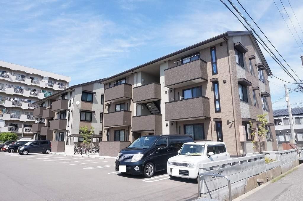 新着賃貸17:石川県金沢市増泉3丁目の新着賃貸物件