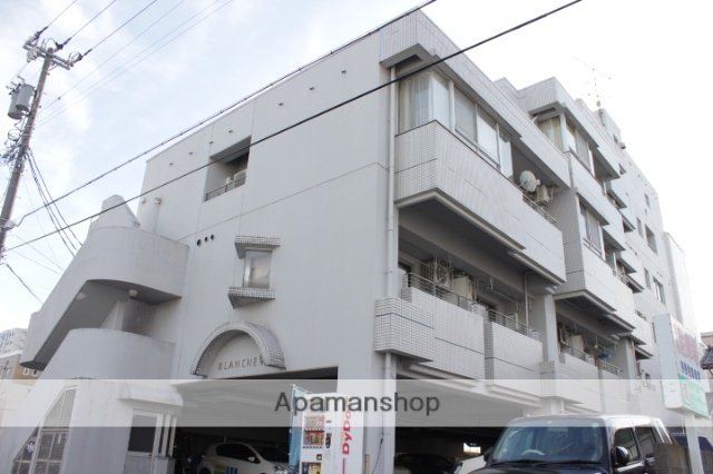 福井県福井市、仁愛女子高校駅徒歩3分の築28年 5階建の賃貸マンション