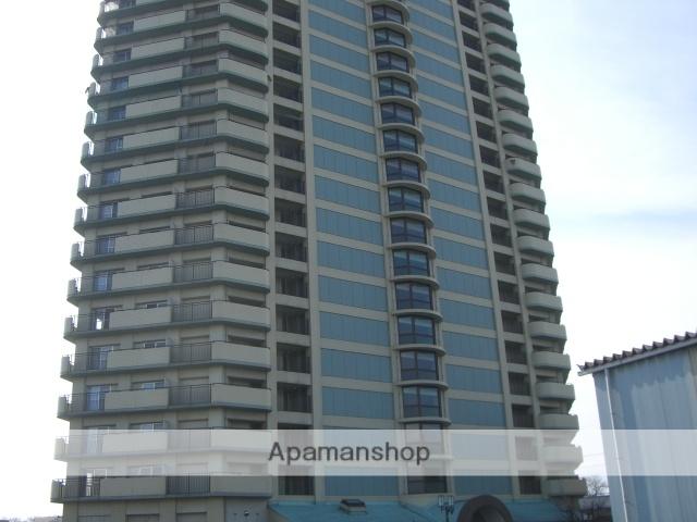 福井県福井市、福井駅徒歩19分の築26年 22階建の賃貸マンション