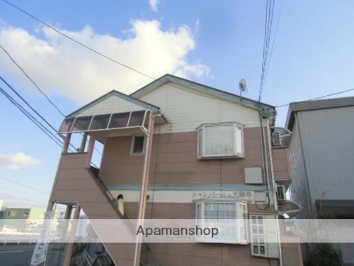 福井県福井市、福井駅徒歩20分の築23年 2階建の賃貸アパート
