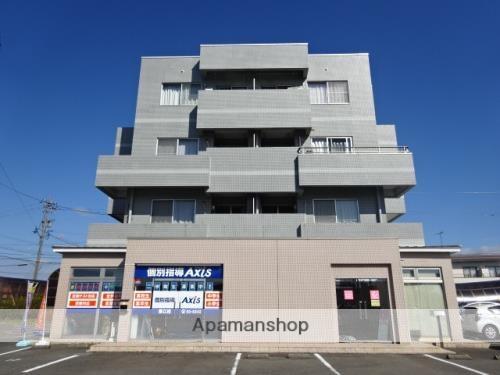 福井県坂井市、春江駅徒歩15分の築27年 4階建の賃貸マンション
