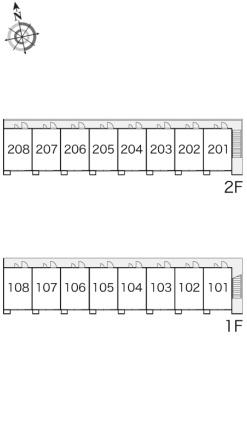 レオパレスLal[1K/19.87m2]の内装2