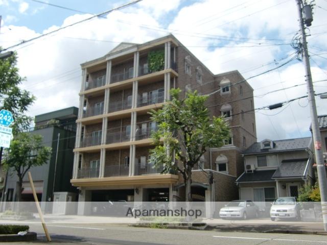 福井県福井市、福井駅徒歩15分の築13年 5階建の賃貸マンション