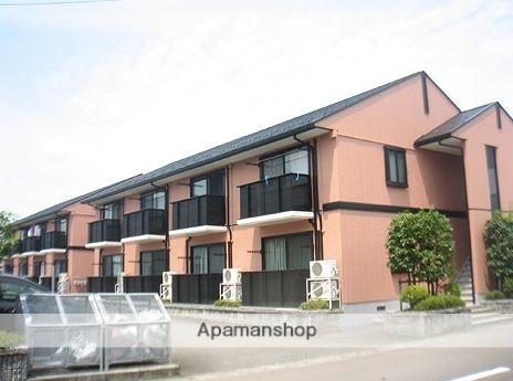 福井県福井市、越前開発駅徒歩11分の築20年 2階建の賃貸アパート