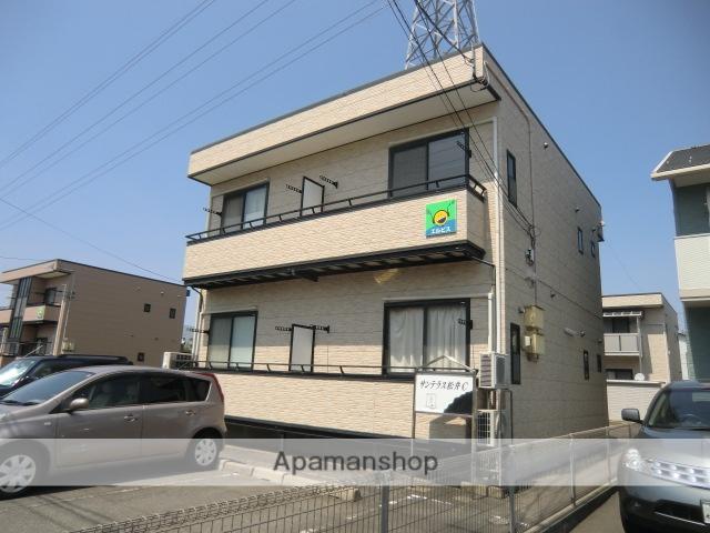 福井県福井市の築18年 2階建の賃貸アパート