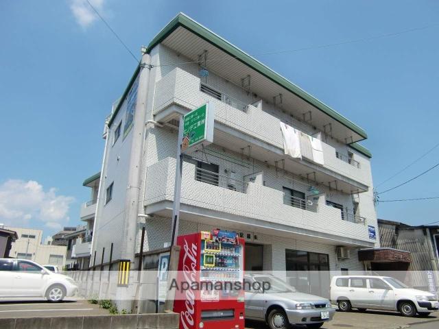 福井県福井市、福井駅徒歩12分の築31年 3階建の賃貸マンション