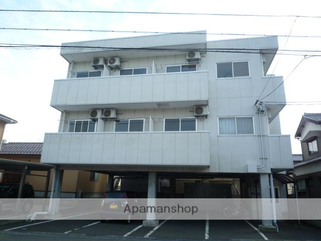 福井県敦賀市の築21年 3階建の賃貸マンション