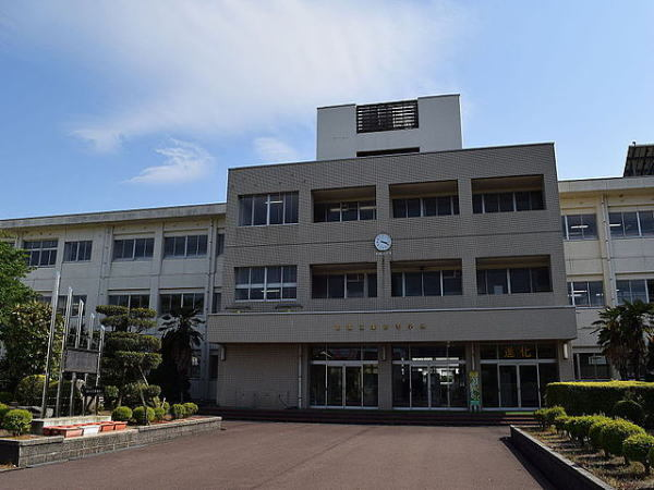 敦賀工業高校 2600m