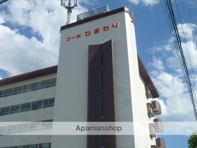 福井県福井市の築38年 7階建の賃貸マンション