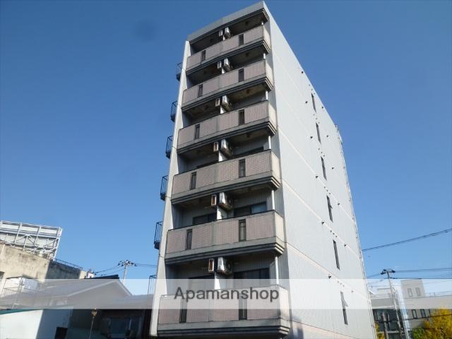 福井県福井市、仁愛女子高校駅徒歩9分の築25年 7階建の賃貸マンション