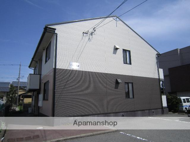 福井県福井市、福井駅バス10分自動車学校前下車後徒歩2分の築21年 2階建の賃貸アパート