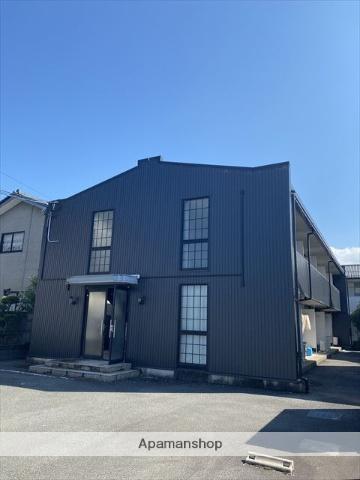 福井県坂井市、春江駅徒歩14分の築19年 2階建の賃貸アパート