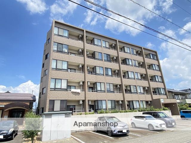 福井県福井市、福井駅徒歩20分の築16年 5階建の賃貸マンション