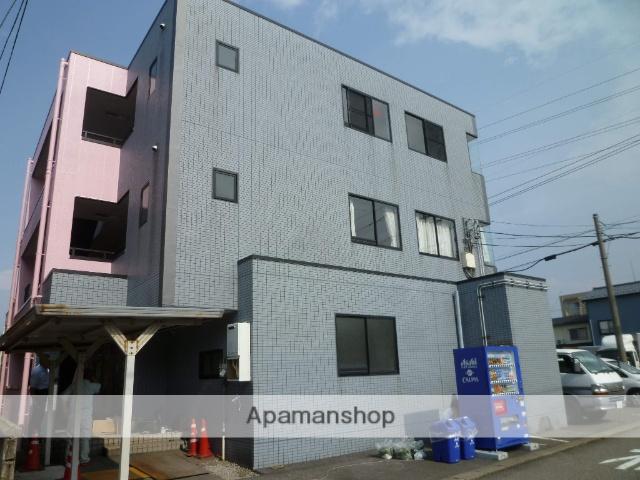福井県福井市、新田塚駅徒歩12分の築22年 3階建の賃貸マンション