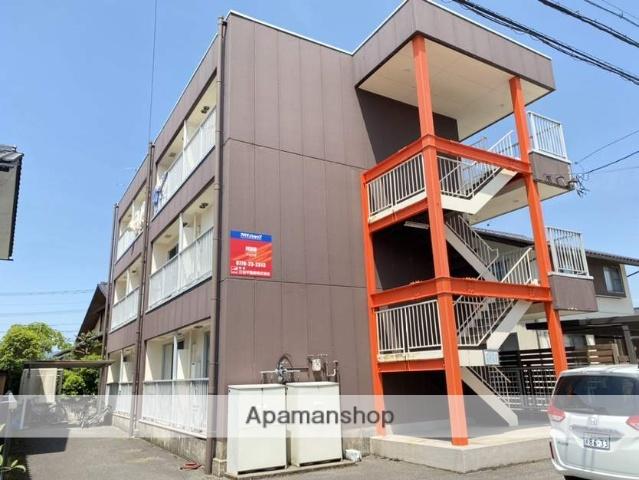 福井県福井市の築22年 3階建の賃貸マンション