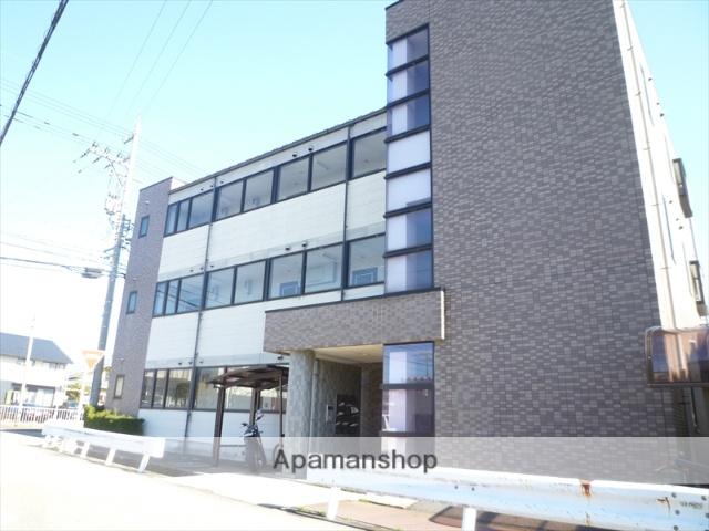 福井県福井市、福井駅バス15分若杉第2下車後徒歩5分の築19年 3階建の賃貸マンション