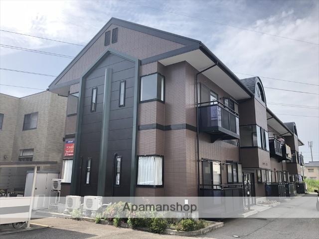 福井県福井市、日華化学前駅徒歩19分の築20年 2階建の賃貸アパート