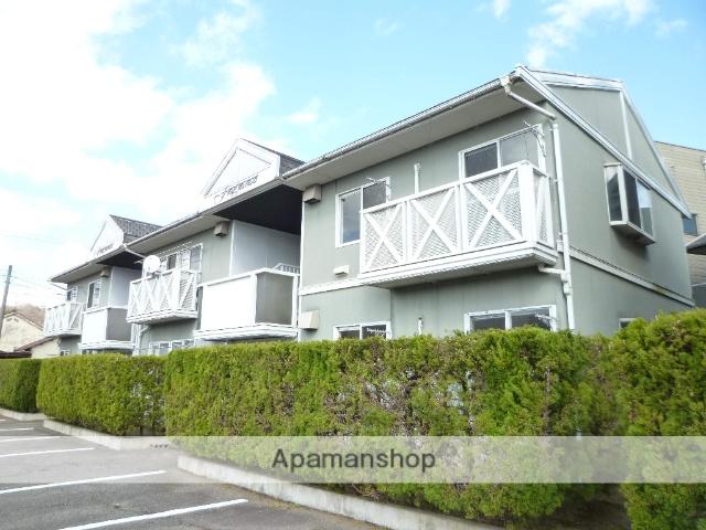 福井県鯖江市、鯖江駅徒歩13分の築28年 2階建の賃貸アパート
