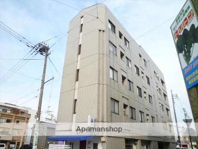 福井県福井市、公園口駅徒歩14分の築30年 5階建の賃貸マンション