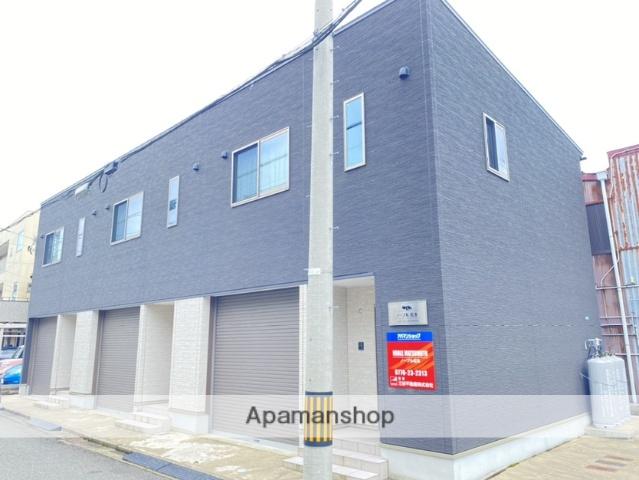 福井県福井市、西別院駅徒歩6分の新築 2階建の賃貸アパート