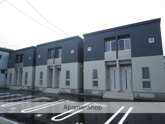 福井県福井市、福井駅徒歩14分の新築 2階建の賃貸アパート