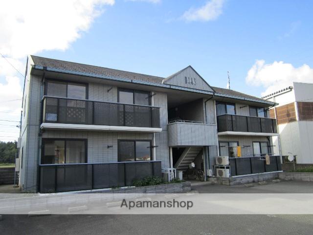 福井県坂井市の築22年 2階建の賃貸アパート