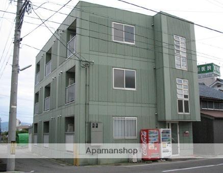 福井県福井市、森田駅徒歩8分の築17年 3階建の賃貸マンション