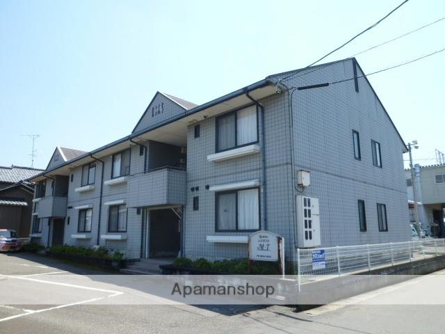 福井県福井市、ベル前駅徒歩10分の築22年 2階建の賃貸アパート