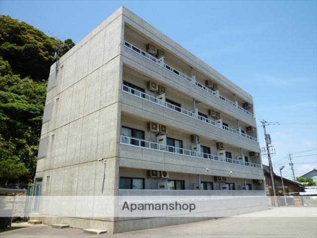 福井県福井市の築12年 4階建の賃貸マンション