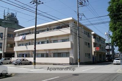 福井県福井市、福大前西福井駅徒歩20分の築35年 3階建の賃貸マンション