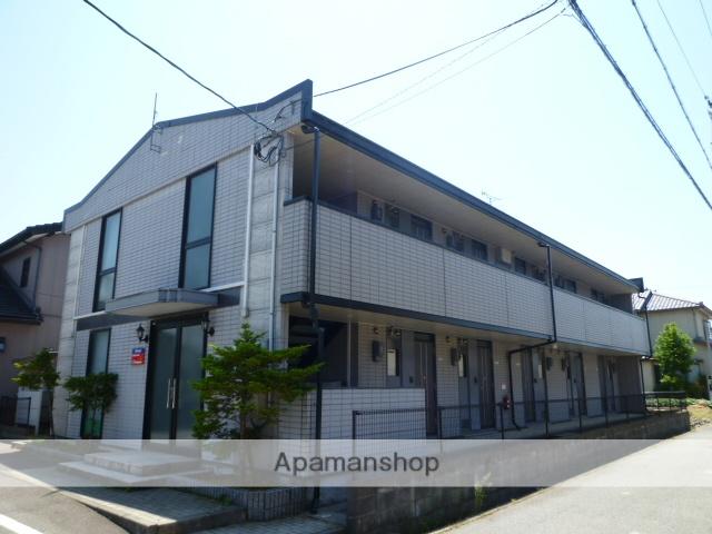 福井県坂井市、春江駅徒歩20分の築20年 2階建の賃貸アパート