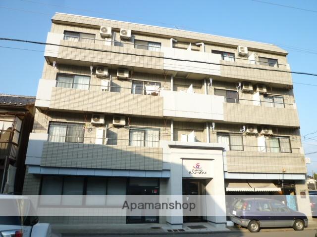 福井県福井市、福井駅徒歩5分の築29年 4階建の賃貸マンション