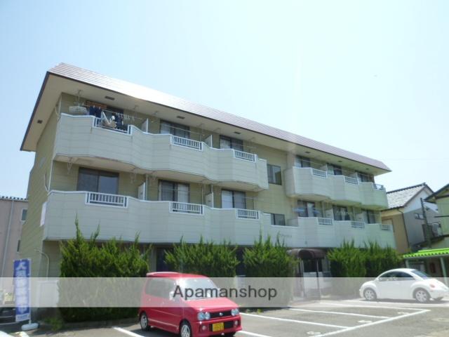 福井県福井市、日華化学前駅徒歩15分の築28年 3階建の賃貸マンション