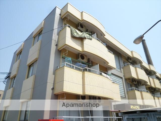 福井県福井市の築27年 3階建の賃貸マンション